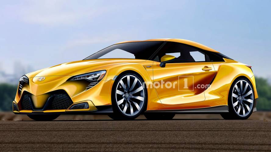 Is This Next-Gen Toyota 86 Render Better Than The GR HV Sports?
