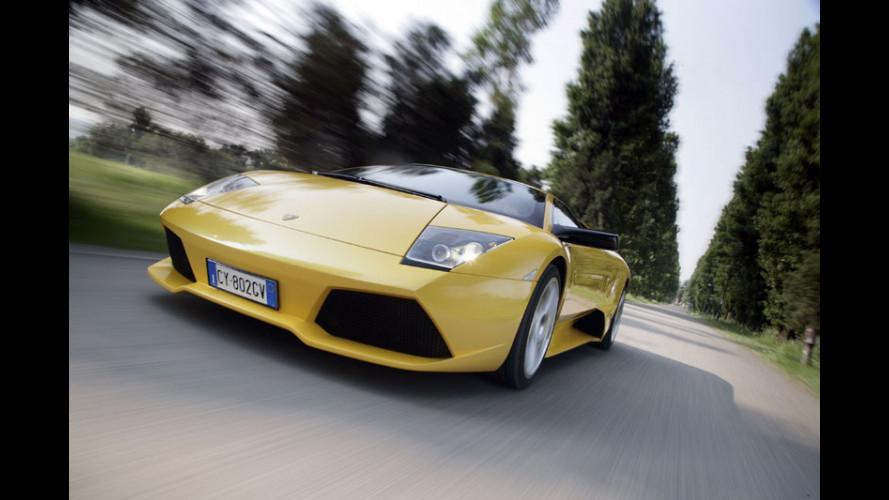 Lamborghini Murciélago: la