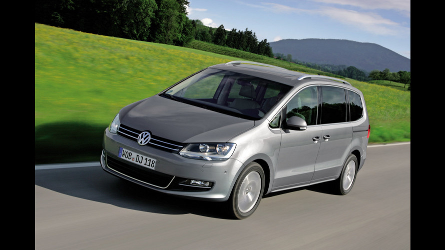 Volkswagen Sharan 2.0 TDI 115 CV