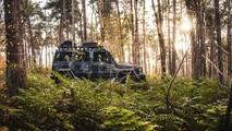 Jon Olsson'un Mercedes-Benz G500'ü
