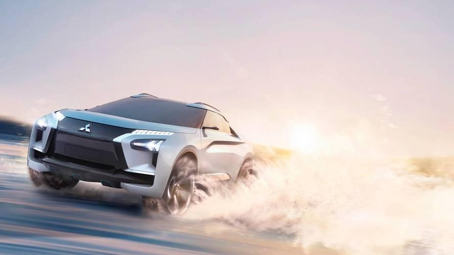 Elektromos SUV kapta az EVO nevet a Mitsubishinél