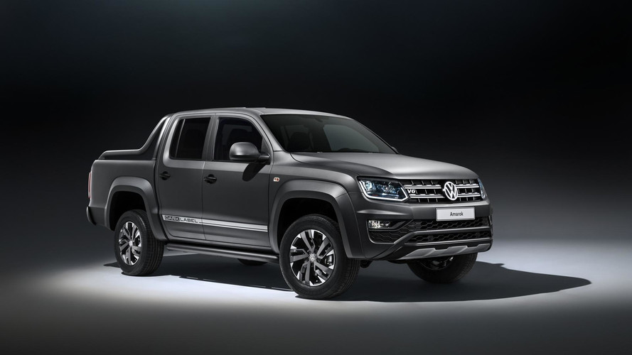 2017 VW Amarok Dark Label special edition