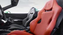 Ferrari 488 Spider Green Jewel