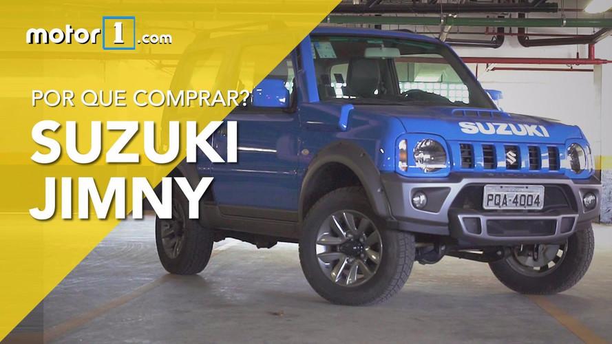 Vídeo - Por que comprar o Suzuki Jimny?