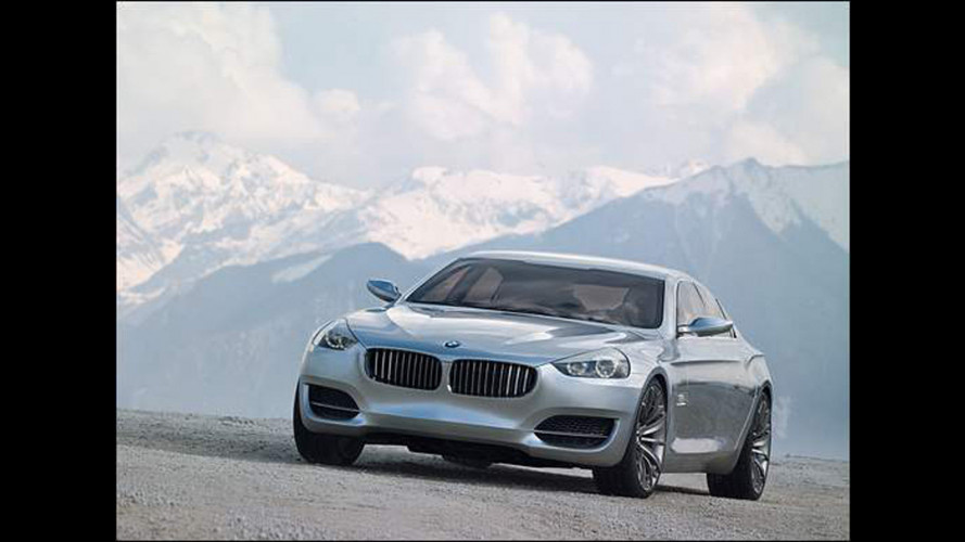 Il teaser della nuova BMW Serie 7