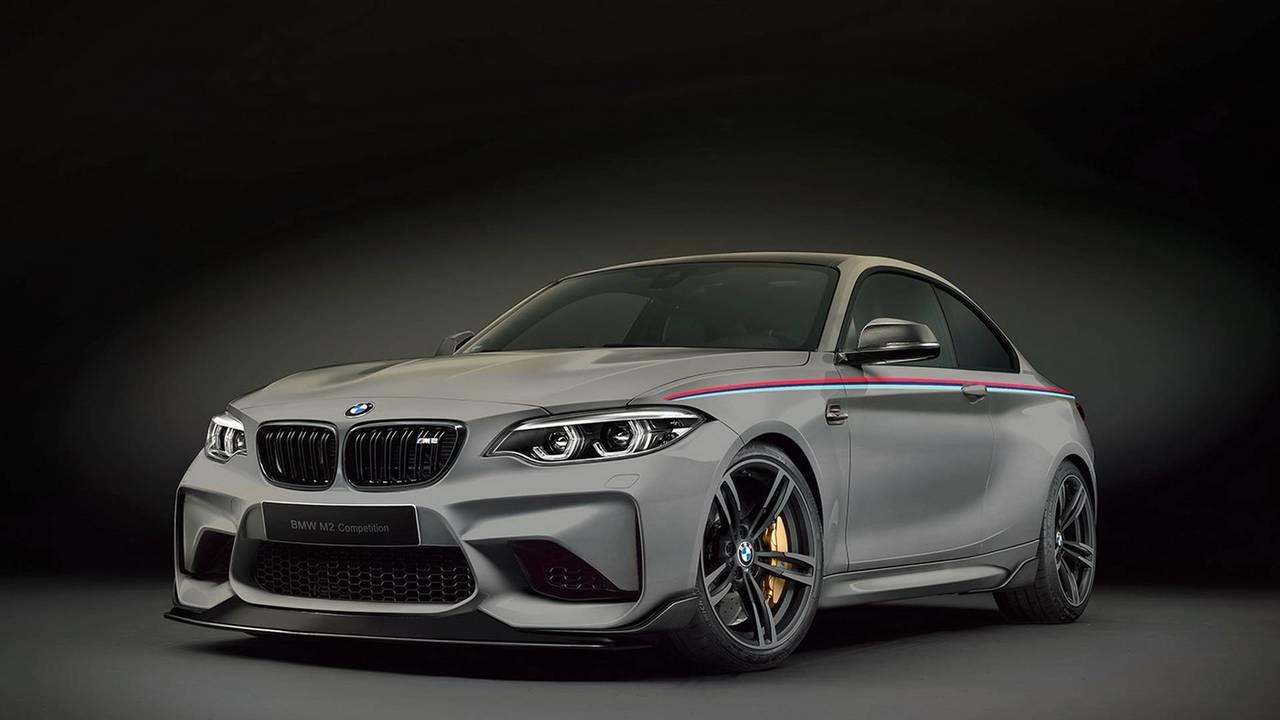 Renders del BMW M2 CS 2018