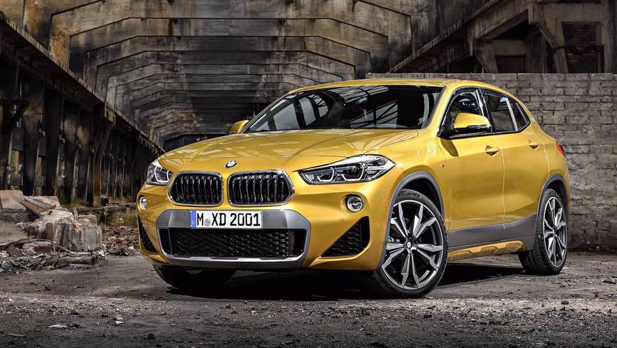 BMW X2 Could Get More Powerful 300-HP Engine