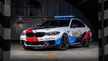 BMW M5 MotoGP güvenlik aracı