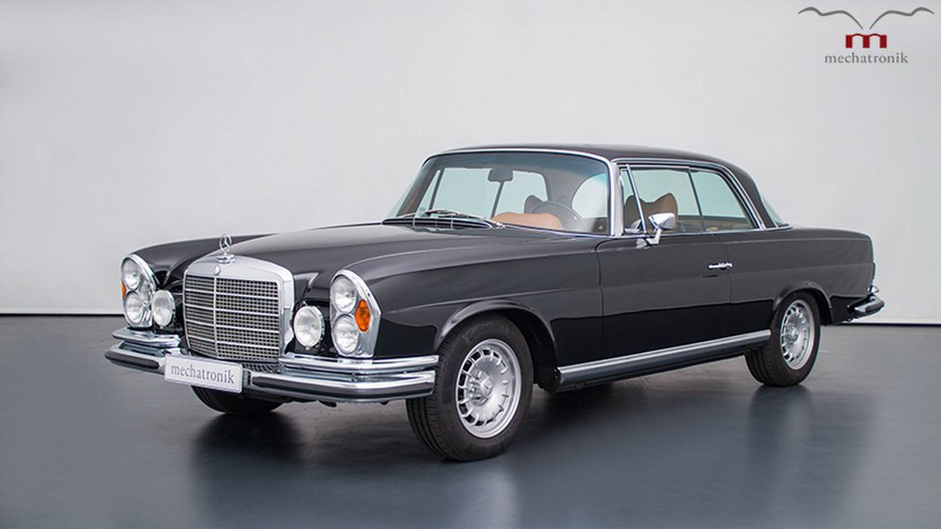 Mercedes w111 with an amg v8 could be yours for 465 000 for Mercedes benz ml 350 for sale