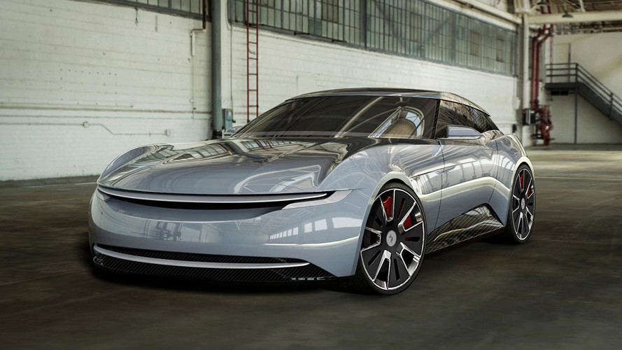 New British sports car maker Alcraft reveals first car