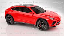 Segredo - Tudo o que sabemos sobre o Lamborghini Urus