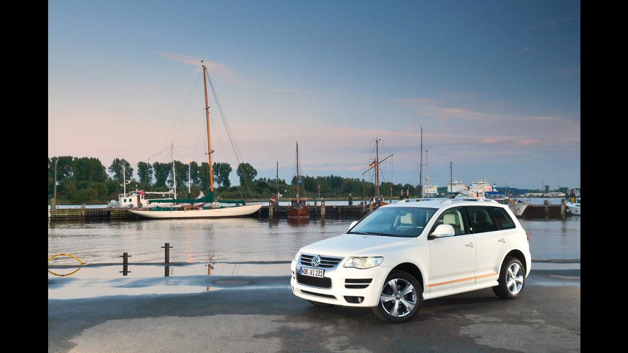 Volkswagen Touareg North Sails