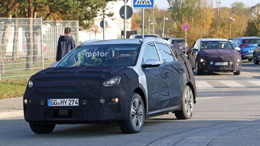 Kia Niro EV Test Driver Gives Us The One-Finger Salute