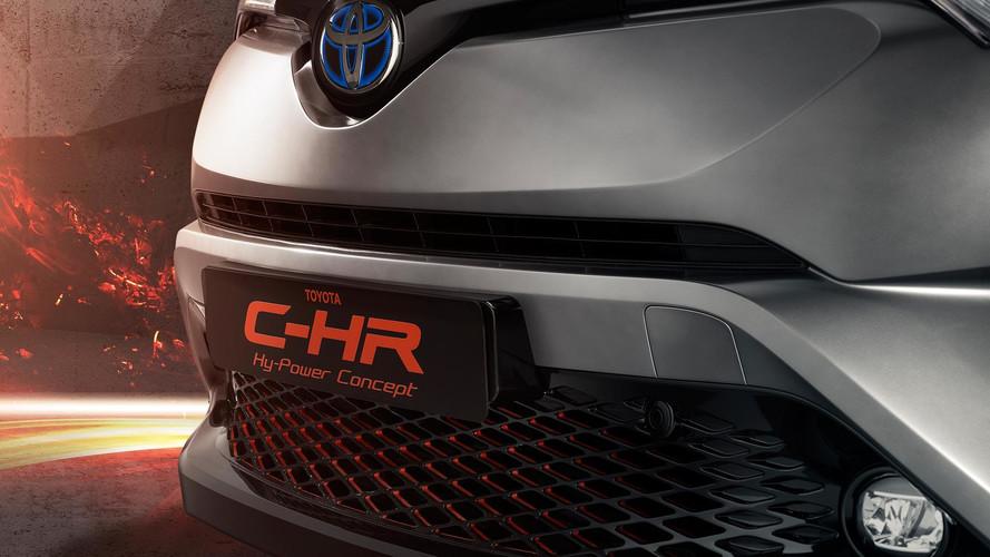 Toyota à Francfort avec un concept du C-HR et le nouveau Land Cruiser