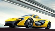 McLaren P1 2012