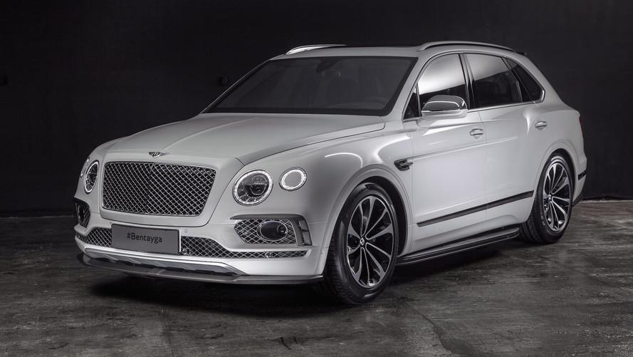 Carbon Pro, Bentley Bentayga'yı da elden geçirdi