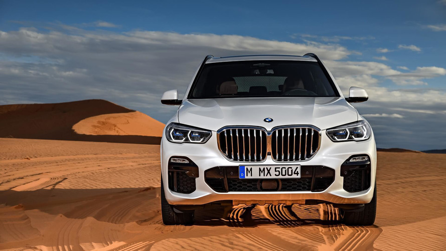 All the details about the new BMW X5