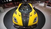 8 Cylinders - Koenigsegg 5.0-Liter V8