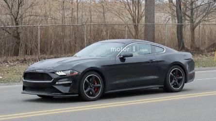 Ford Mustang Bullitt 2018, a punto de caramelo (nuevas fotos espía)
