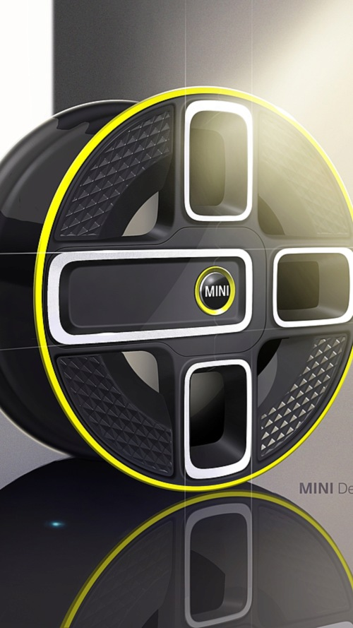 Mini reveals glimpse of new electric model