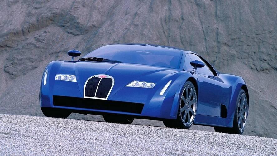 Bugatti EB 18/3 Chiron concept
