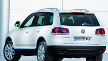 VW Touareg BlueTDI
