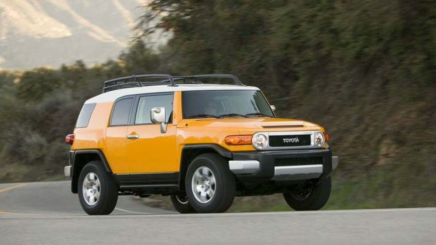 Toyota to kill the FJ Cruiser in August