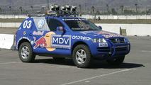 Volkswagen and Stanford's Robotic Ground Vehicle