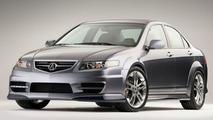 Acura Unveils TSX A-SPEC