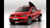 De volta às praias: VW revive Saveiro Surf como série especial