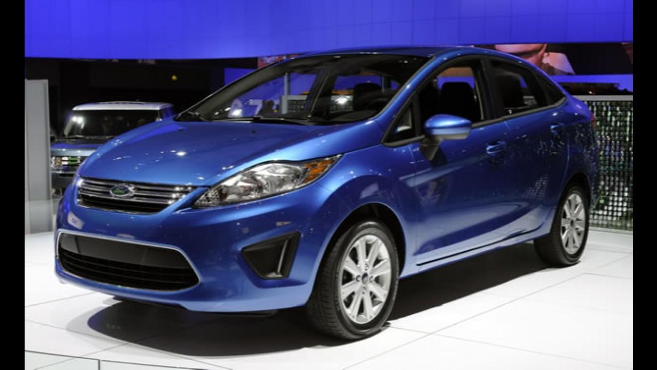 Ford: Cores vivas para os brasileiros