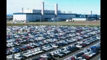 Chevrolet com problemas no suprimento de peças