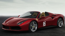 Ferrari 70th Anniversary Livery Number #5