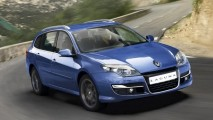 Renault divulga fotos do Laguna 2011