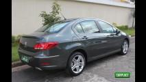 Especial Sedãs Médios CARPLACE: Peugeot 408 1.6 Turbo (THP) 2012