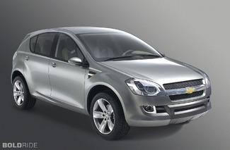 Chevrolet Journey Concept