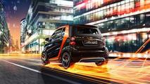Smart fortwo edition flashlight cabrio