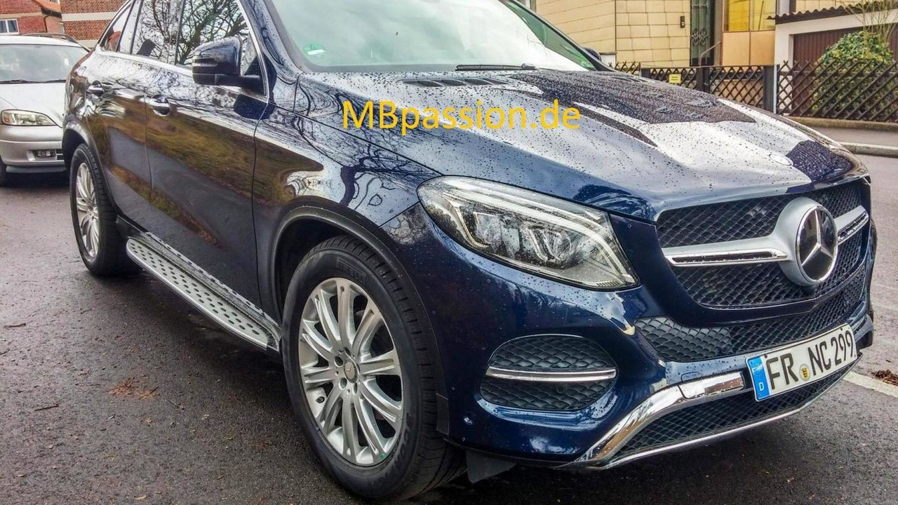 Mercedes-Benz GLE Coupe / Mercedes-Benz Passion Blog