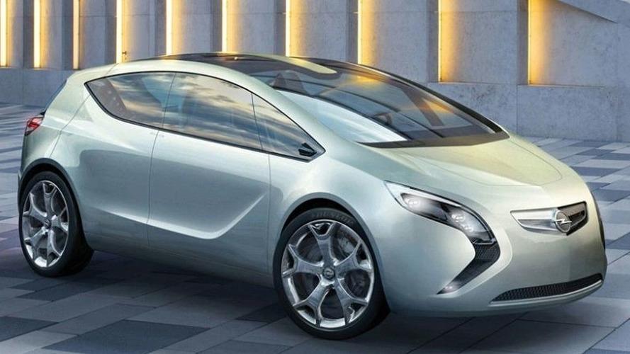 Opel Flextreme Concept Leak Ahead of Frankfurt Debut