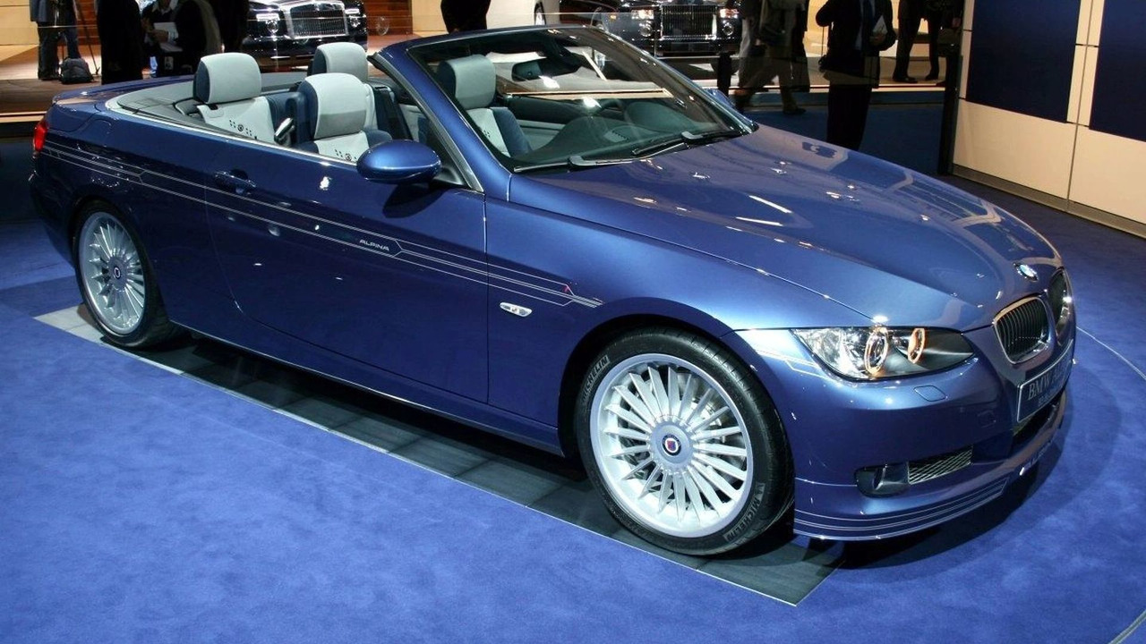 BMW Alpina B3 BiTurbo