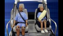 Ford: cinture di sicurezza con Airbag