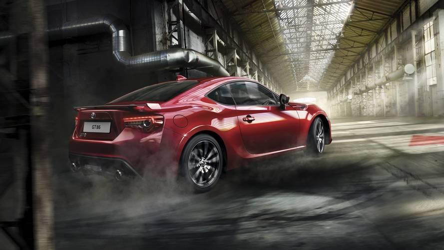 Toyota GT86 2018: ligeras mejoras para el cupé deportivo