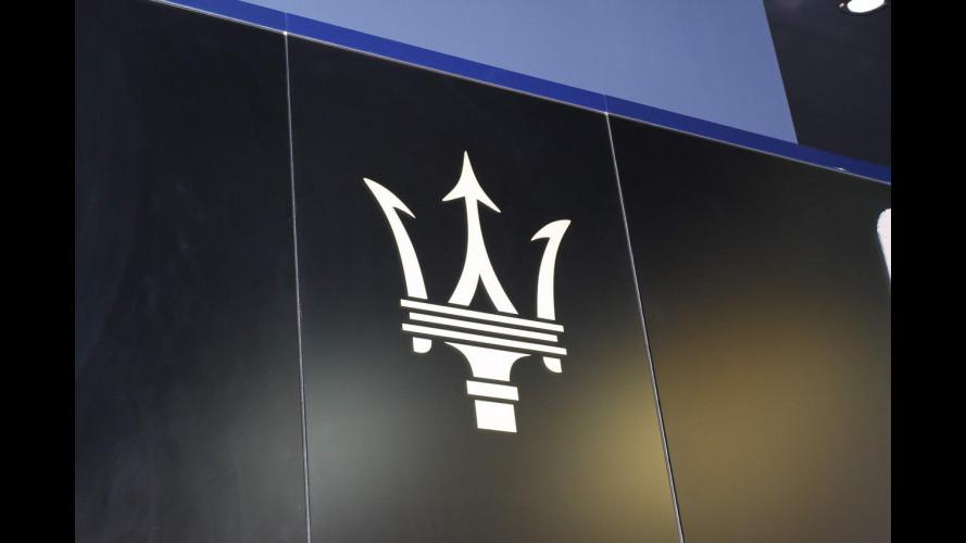 Maserati al Salone di Parigi 2012