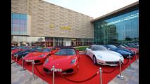 A Dubai il Ferrari Store più grande al mondo
