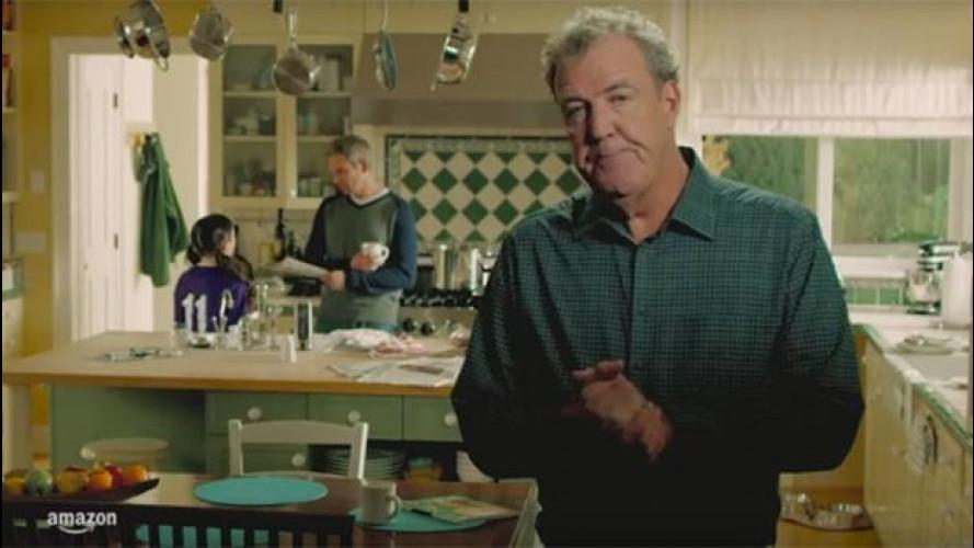 Jeremy Clarkson torna in video… per i droni Amazon [VIDEO]