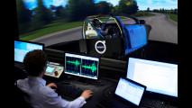Volvo, il simulatore Vi-Grade