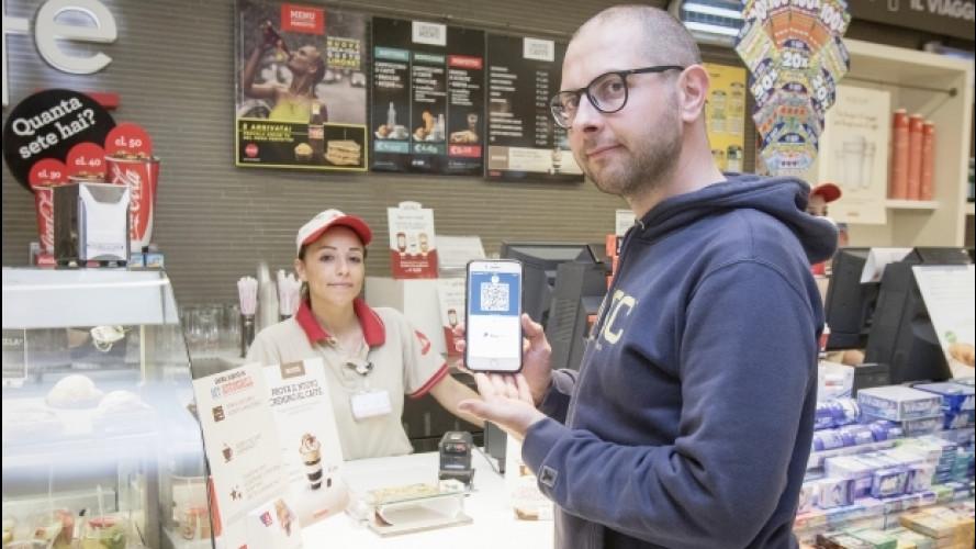 Il caffè in Autogrill si paga con l'APP