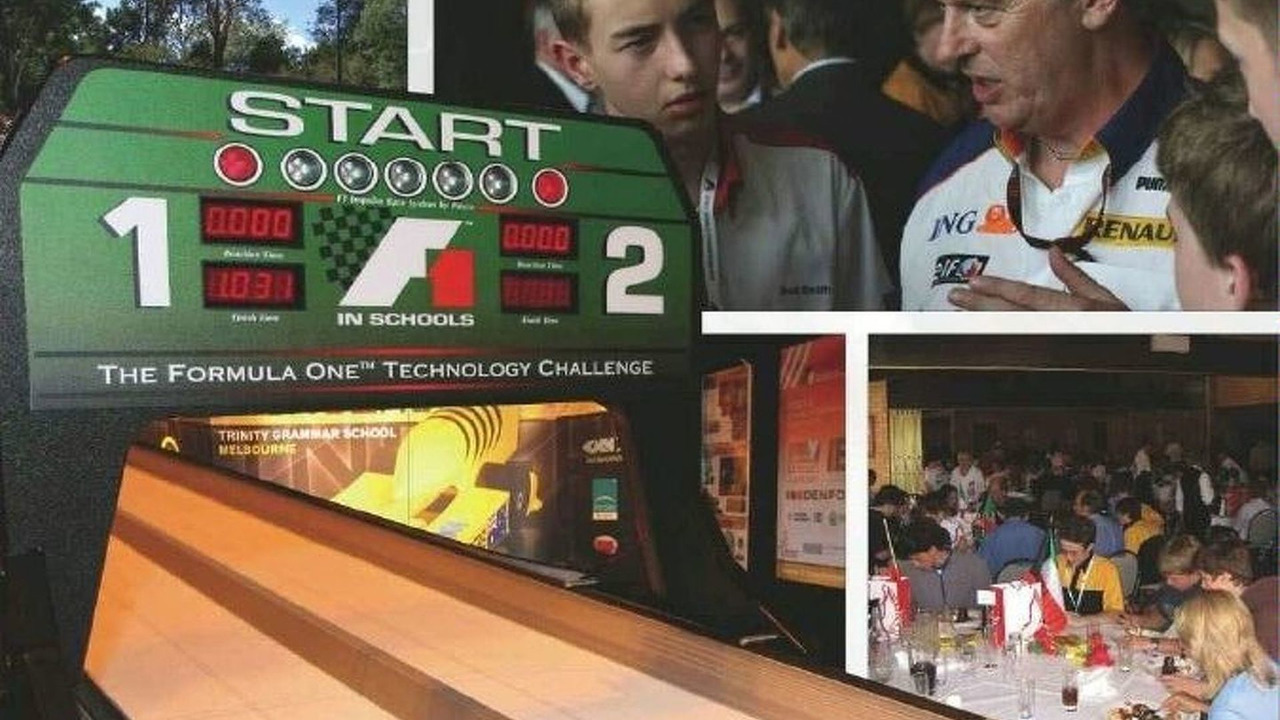 F1inschools competition