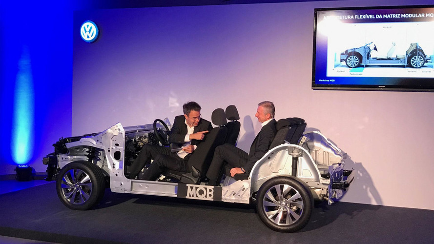 Volkswagen começa a divulgar o novo Polo