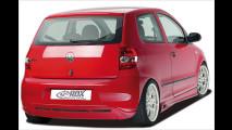 VW Fox: Sportlichere Optik
